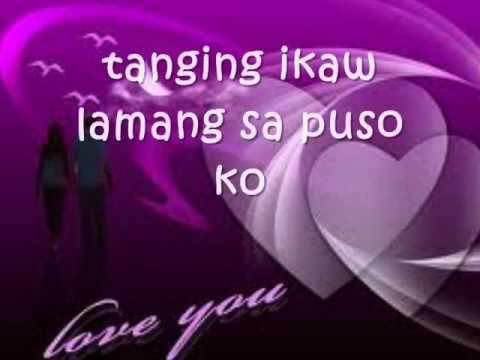 My Valentine Tagalog Version With Lyrics By Roselle Nava_0001.wmv