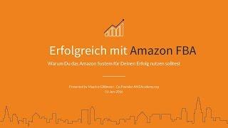 Erfolgreich mit Amazon FBA - Eigene Produkte verkaufen (deutsch)