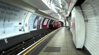 Historic London Underground Stations - Oxford Circus tube station 1