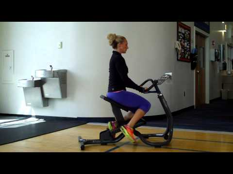 PRECOR Stretch Trainer Part 1