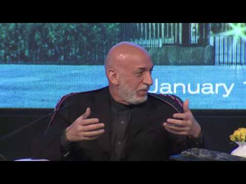 Raisina 2017 | HAMID KARZAI IN CONVERSATION WITH MJ AKBAR