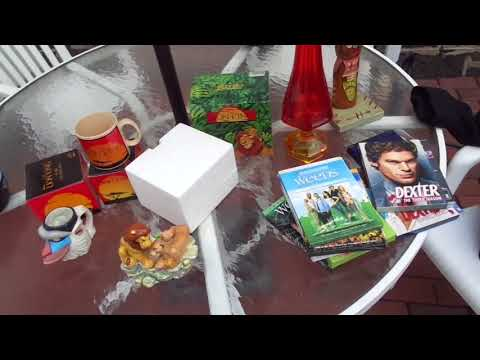Video Games DVDs Live Hunting Flea Market Garage Yard Estate Sale Finds Pick-Ups 11/3/17