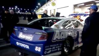 Michael Waltrip RACING  PIT CREW GUY EPIC  FAIL