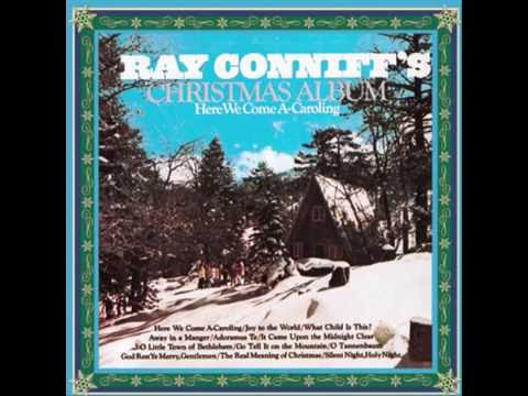 Ray Conniff - Christmas Album Here We Come A Caroling (1965)
