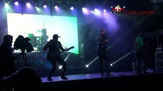 Koncert Feel na Dożynkach Prezydenckich Spała 2017