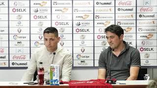 """Chimy Ávila: """"Jugar en El Sadar y defender la camiseta de Osasuna va a ser inolvidable"""""""