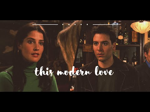 This Modern Love [Ted & Robin] | How I Met Your Mother