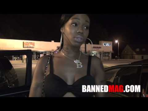 BannedMag Vol 3 Juicy Badazz Interview