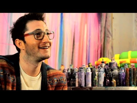 Transcending ADHD: Artist Aaron Axelrod on Meditation and ADHD