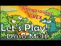 Dino Melt Flash Game - Sick Truths from Spirited Youths