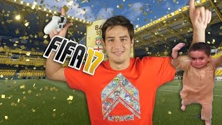 Христо играе: FIFA 17 НОВА НАДЕЖДА!