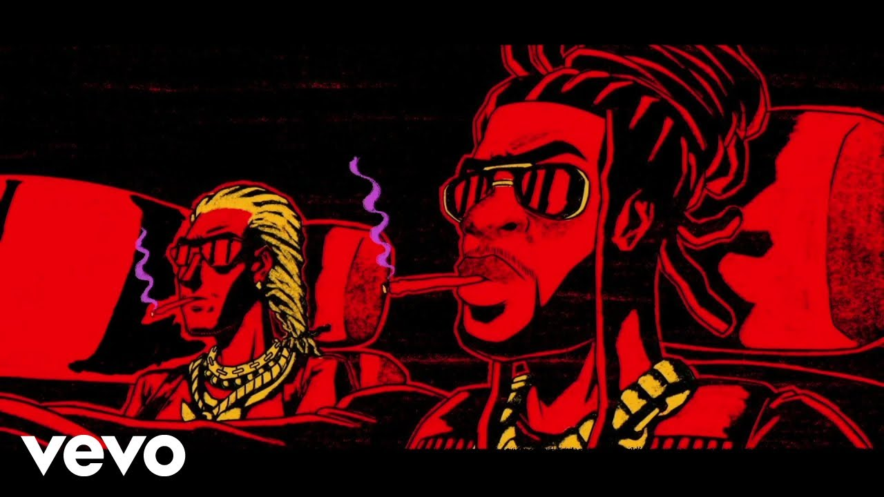 2 Chainz - Dead Man Walking (Animated Video) ft. Future