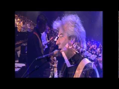 Night of the Proms Anvers 1995:Boudewijn De Groot: Tip van de sluiter.