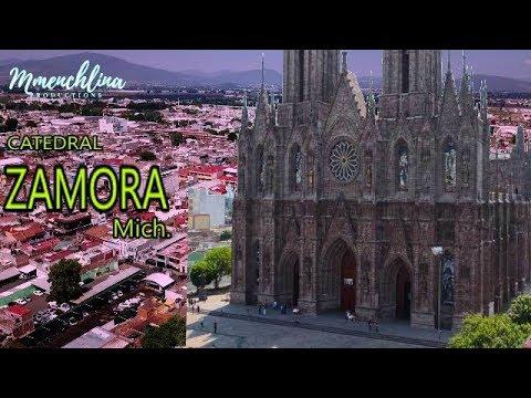 Cátedral y Vista Panorámica/ Zamora Michoacán.