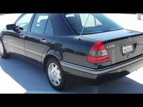 1995 MercedesBenz C220 Colma CA 94014  YouTube