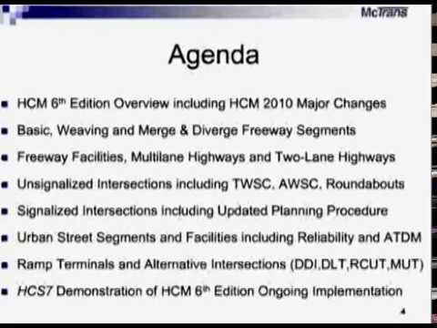 HCM6 Overview