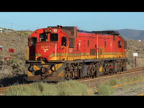 Mowers to Swellendam - Unattached South African Class 35's