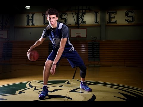 Chino Hills @ Inglewood 2/23/16 Lonzo Ball Greatest Show On