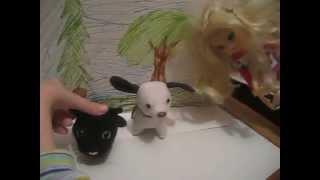 Вольт против Алины / серия 1 / мультфильм с игрушками про супер-собаку