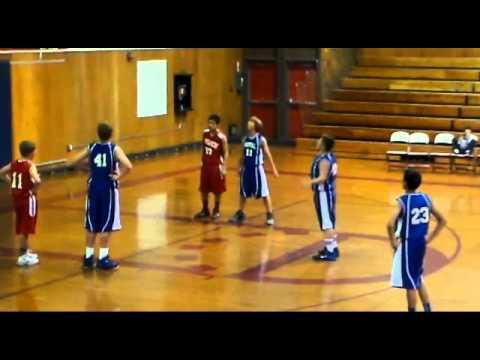 Foothill Intermediate Basketball 3/1/2014