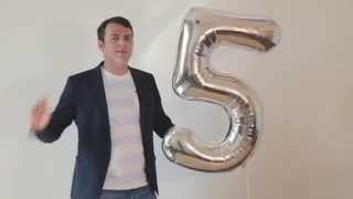 видео 4. Что такое фольгированные воздушные шары