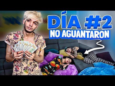 48 HORAS SIN DORMIR (El último en dormir gana 10,000$) - Yolo Aventuras
