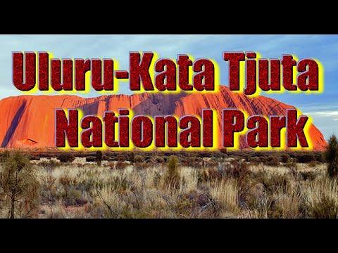 Top tourist attractions in Australia part3    Uluru-Kata Tjuta National Park Vocation video