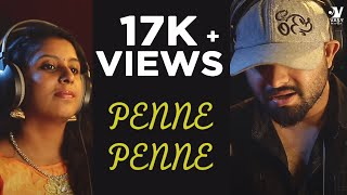 Penne Penne - Tamil Album Song | N.Gayathri | Yazin Nizar