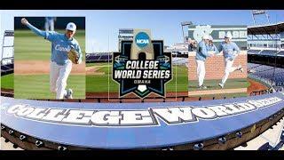 Top Pick College World Series Baseball NCAA UNC North Carolina Tar Heels 6/16/18 Omaha