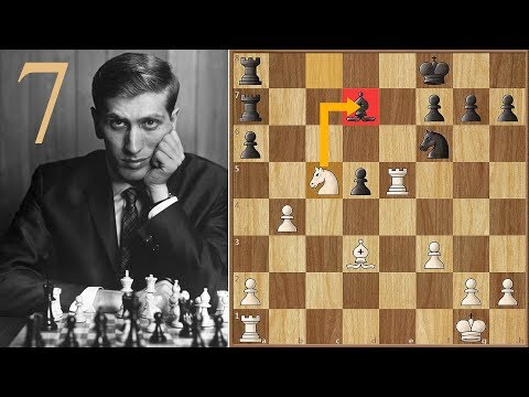 Nxd7! WHAT???   Fischer Vs Petrosian   (1971)   Game 7