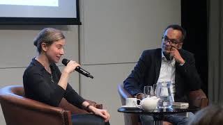 Открытый разговор: публичное интервью в Royal Overseas League