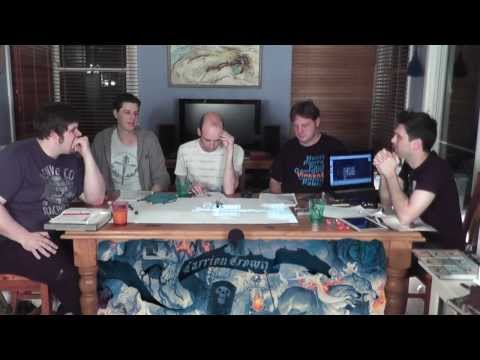 Pathfinder RPG - Carrion Crown Session 5 Part 1