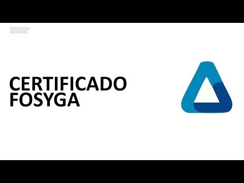 Descargar Certificado de Fosyga - ADRES | Colombia