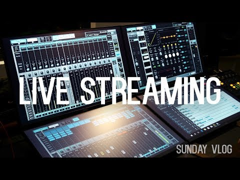 Sunday Vlog #46: Tips For Live-streaming Your Worship Services