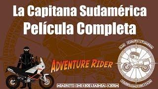 La Capitana Sudamérica  Pelicula completa