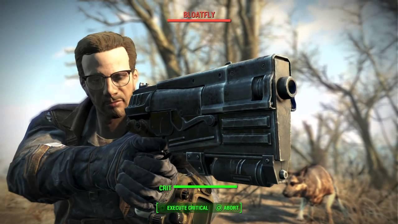 Fallout 4 Part 11: Cryolator Glitch - YouTube