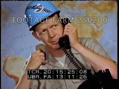 1963 USAF Military Preparedness & Civil Defense Film 250200-01 | Footage Farm