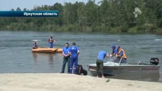 В Иркутской области автоинспектор утонул, преследуя нарушителя