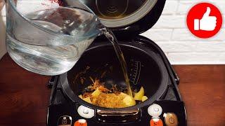 Всего одна ложка и Ваш РЕЦЕПТ в мультиварке полюбят все Вкусный грибной суп на всю семью