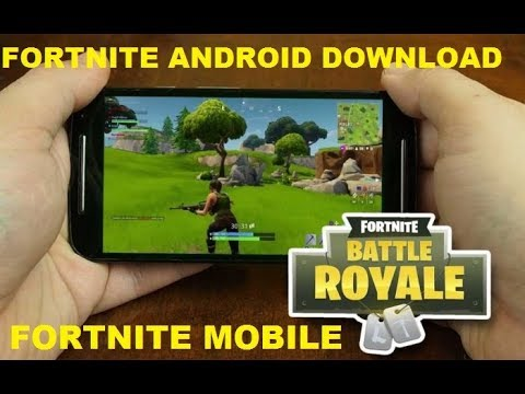 Fortnite Mobile - How to DOWNLOAD Fortnite Android (Fortnite Mobile Android)