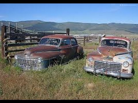 buying an old classic car or truck and not getting ripped off - Rusty Old Cars For Sale
