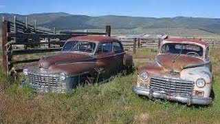 "Buying An Old ""Classic Car Or Truck""-And Not Getting RIpped Off!"