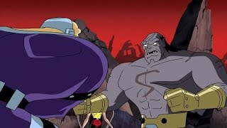 Superman vs. Mongul! Draaga vs. Mongul!
