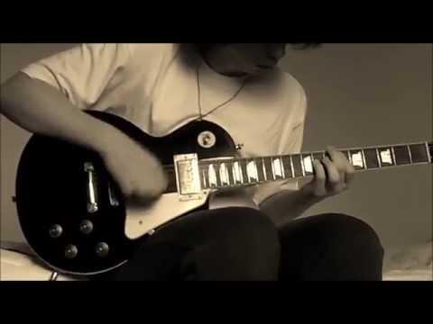 Me vs. Toilet Paper / Gandhi vs. Heston (Golliwog guitar cover)