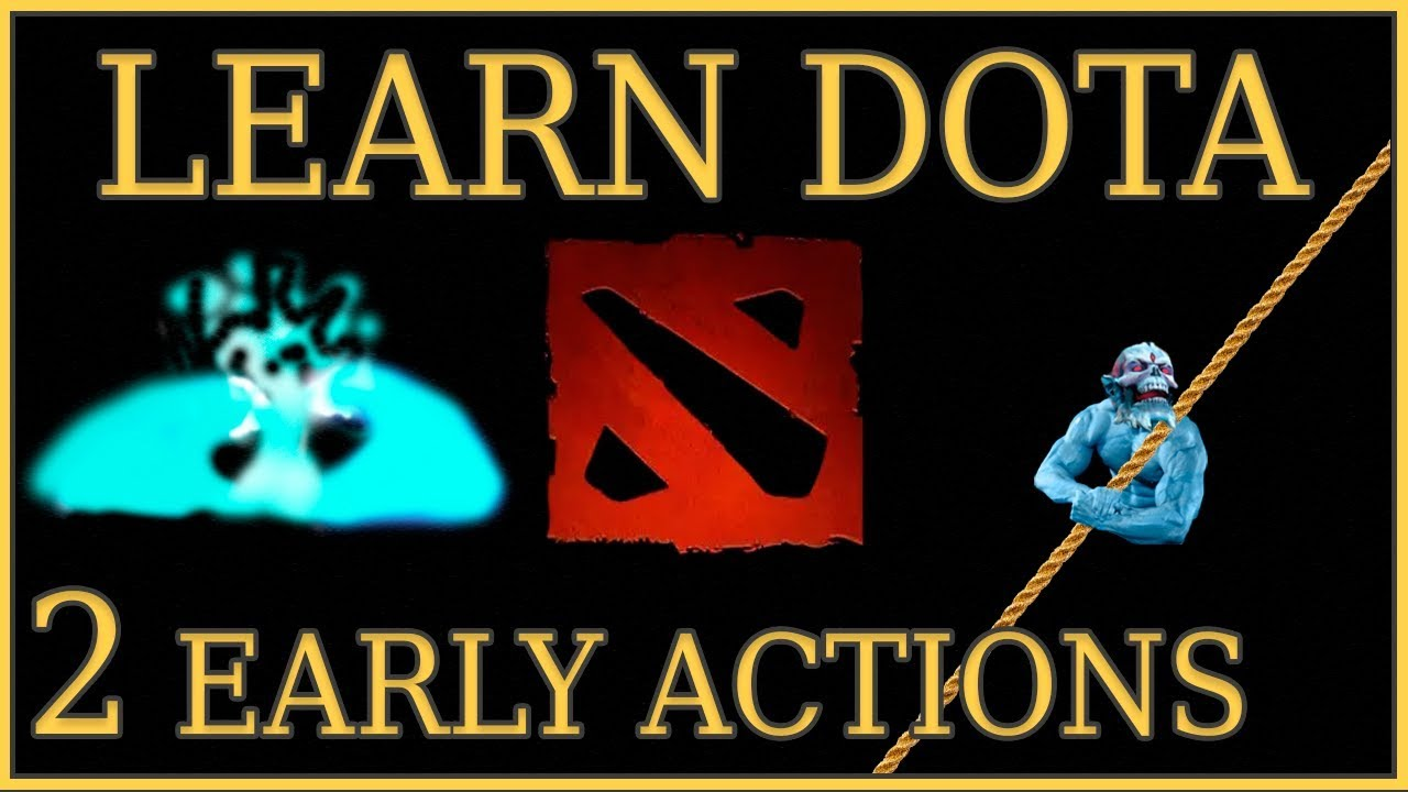 Learn Dota Episode 2: Creep Equilibrium & Early Actions