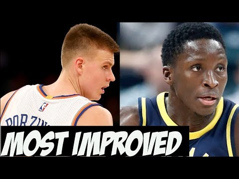 Who Is The 2017 - 2018 Most Improved NBA Player?
