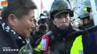 البرلمان الكوري الجنوبي يقيل الرئيسة بارك