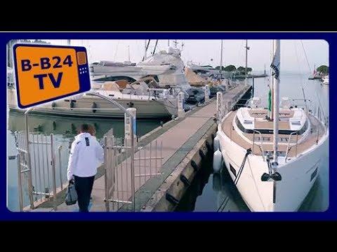 **BEST Boats24** Bavaria C 45 Segelboote in Aktion