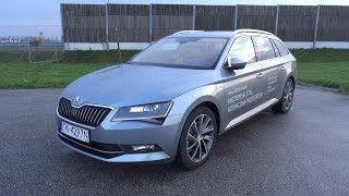 Skoda Superb Combi - Laurin & Klement Design Package Videos