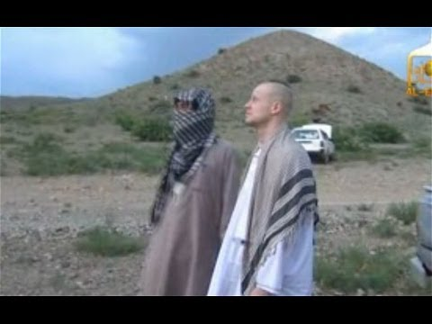EXCLUSIVE FULL Visuals!! Taliban Releases Sgt Bowe Bergdahl In Afghanistan - Raw Video